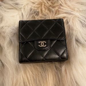 Chanel small leather goods - wallet